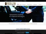 Rent a limousine in the south of France with your driver
